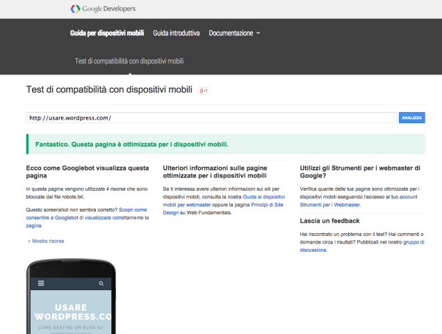 Google-mobilefriendly-test